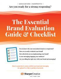 Brand Evaluation Checklist July 2020
